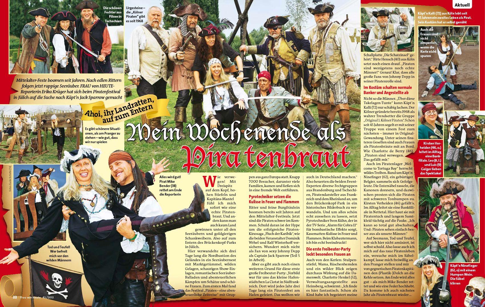Frau von Heute, Ausgabe 4 / 2013