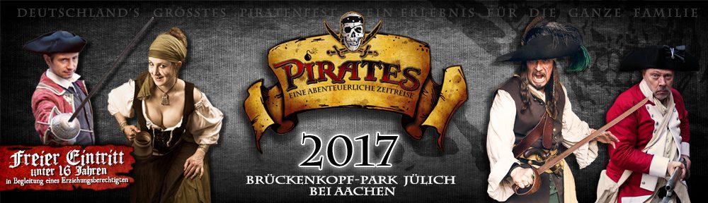 Pirates – Eine abenteuerliche Zeitreise