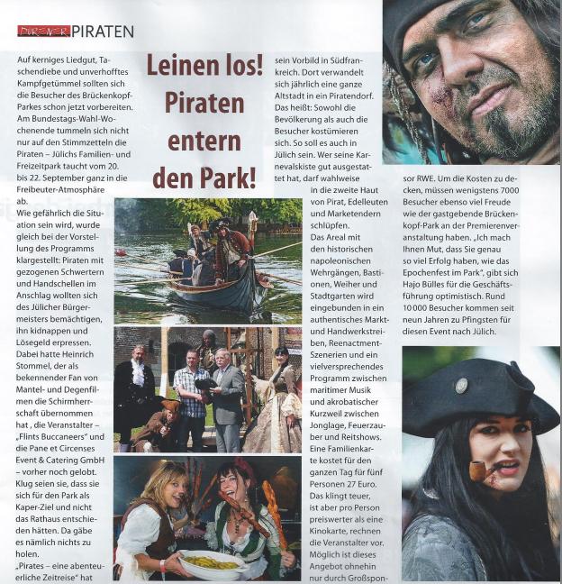 Duerener Illustrierte, 2013
