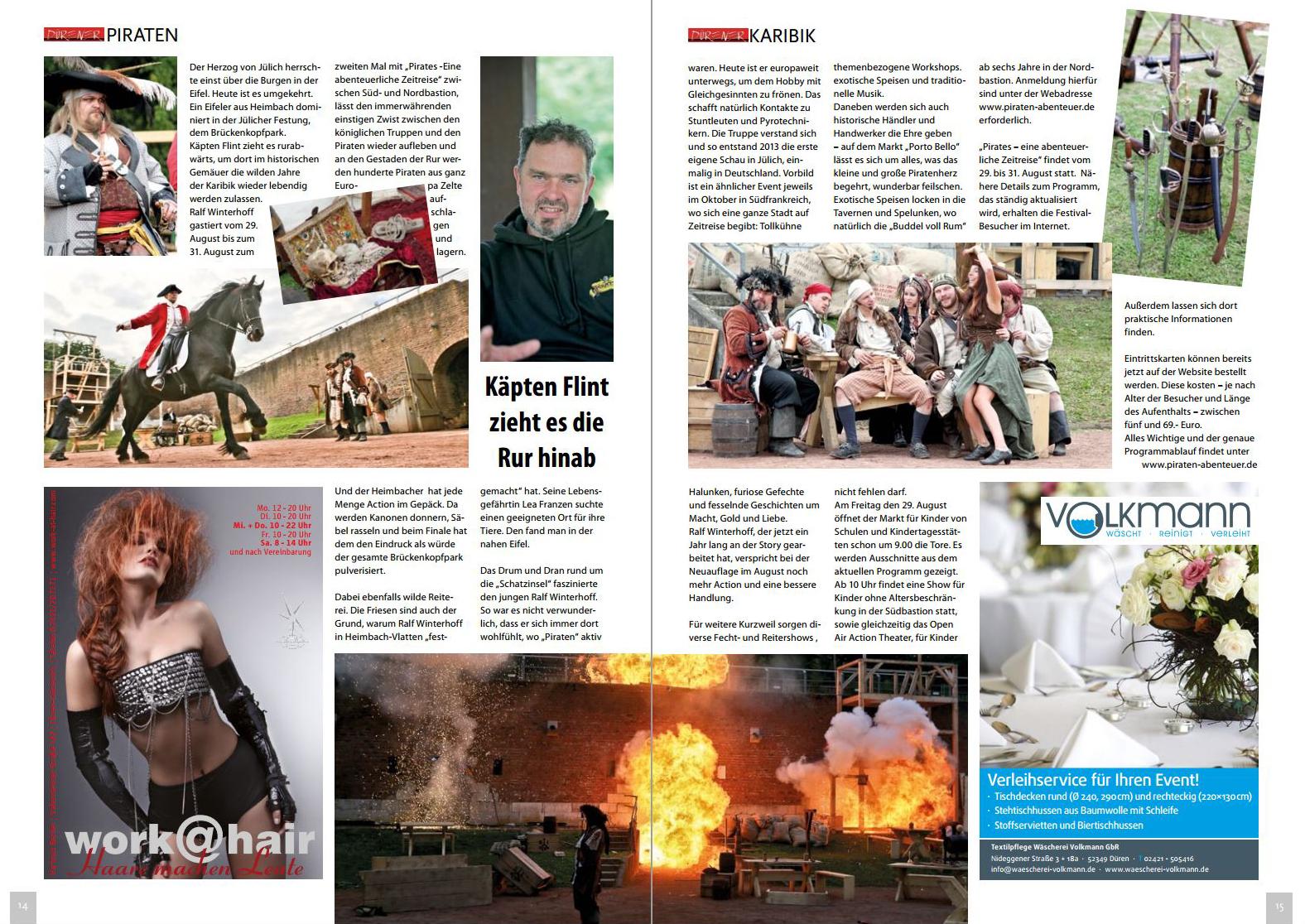 Dürener Illustrierte, Ausgabe 6 / 2014